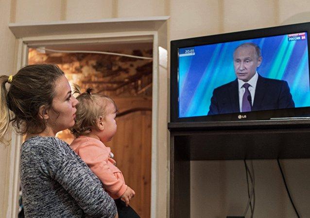 將有近兩千名記者參加普京大型年度新聞發佈會
