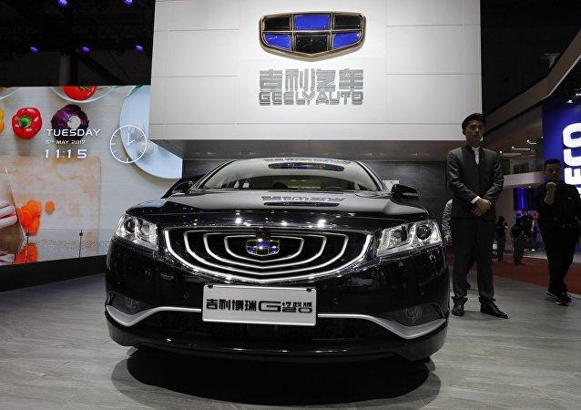 中國吉利汽車