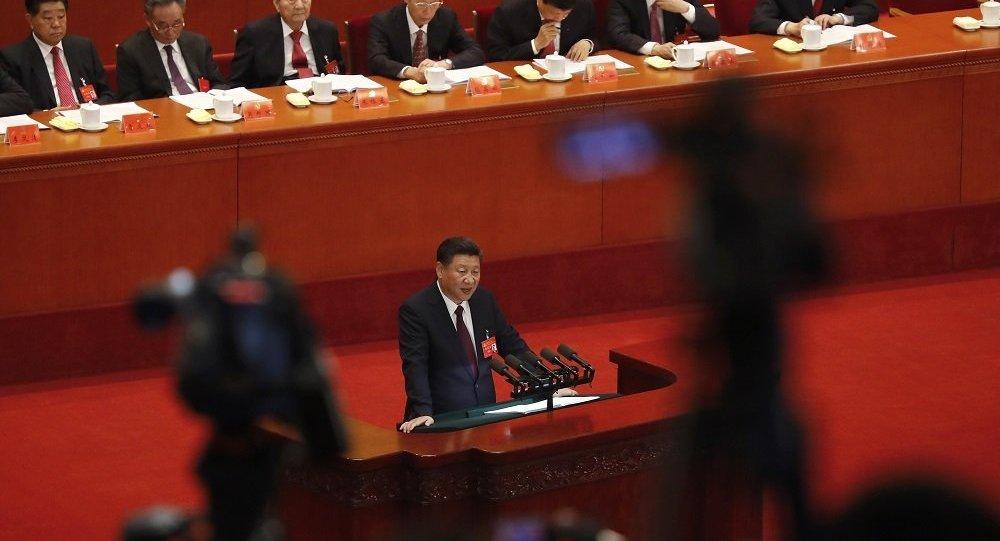 習近平建議發展中國家借鑒中國現代化模式