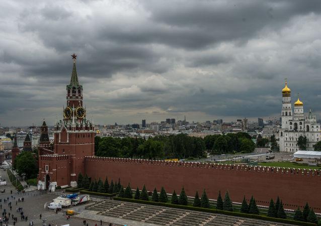 莫斯科,克里姆林宫
