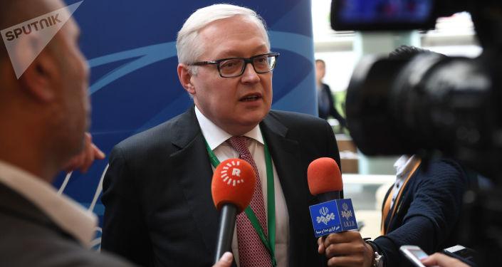 俄副外长:不能排除出现新拥核国家的可能性