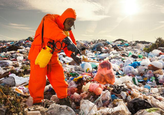 环境保护日:俄罗斯5-100项目高校建议从废物中创收