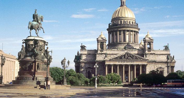 俄聖彼得堡向中方提議促進兩國教育和文化往來