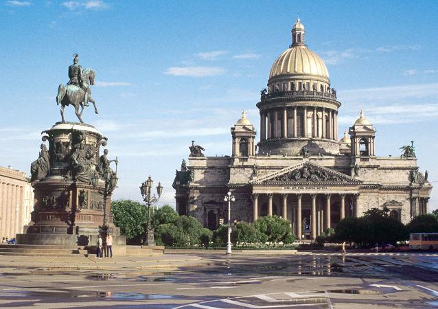 圣彼得堡市长:美国商业界没打算离开圣彼得堡