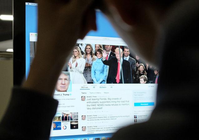 """推特清理帐号致特朗普和奥巴马分别""""掉粉""""30万和300万"""