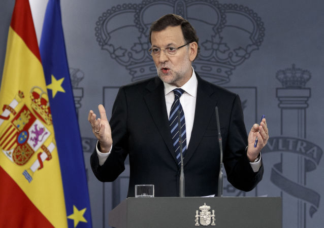西班牙首相呼吁各家公司不要离开加泰罗尼亚