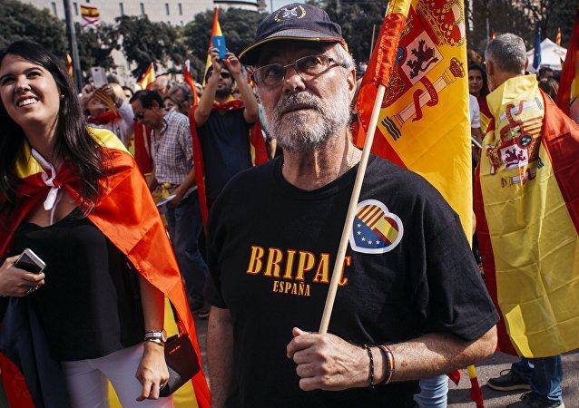 西班牙首相稱決定動用暫停加泰羅尼亞自治區地位的條款