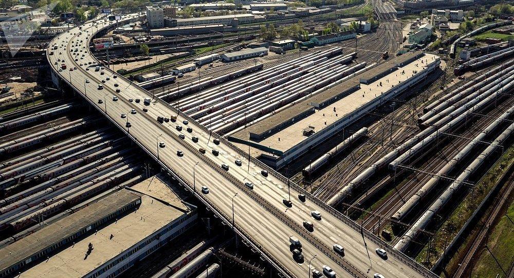 莫斯科市15%的街道是在近5年内翻新建设的