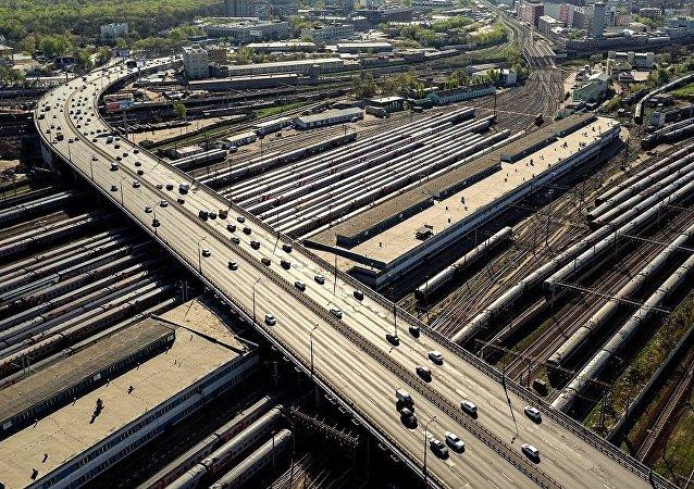 莫斯科市15%的街道是在近5年內翻新建設的