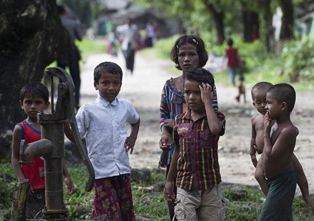 孟加拉國請求印度就遣返羅興亞難民一事向緬甸施壓