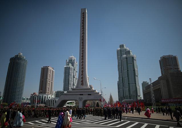 朝外务省:平壤不接受安理会新制裁 视其为战争行为