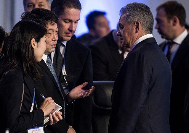俄防長呼籲東南亞國家參與敘利亞人道主義重建工作