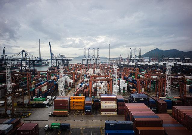 港口货运量