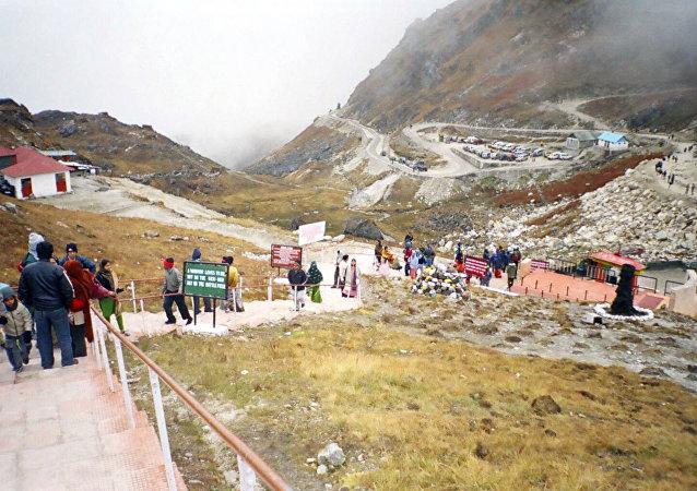 Индия Китай граница