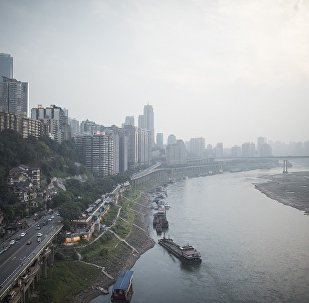 2017年重庆赴俄游客数量达3.8万人次