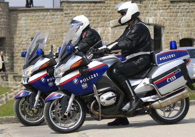 奧地利警方