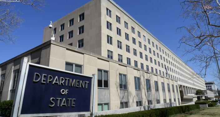 美國務院:華盛頓不排除因刻赤海峽事件對俄實施制裁