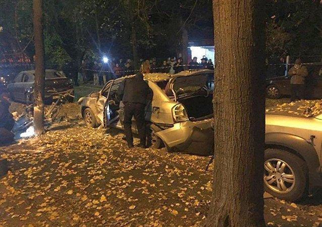 導致議員莫西丘克受傷的基輔爆炸被定性為恐襲