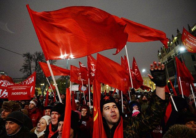 100年后俄罗斯社会对十月革命的评价分歧依旧