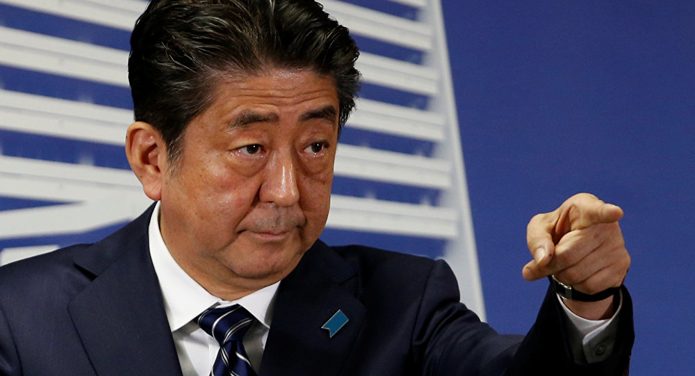 安倍将与特朗普讨论朝鲜绑架日本人的问题