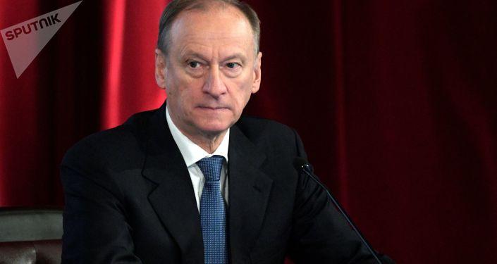 俄安全会议秘书:阿富汗塔利班军事潜力增强