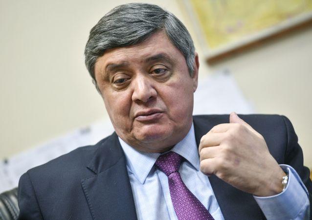 俄罗斯总统阿富汗问题特使、俄外交部第二亚洲司司长卡布洛夫