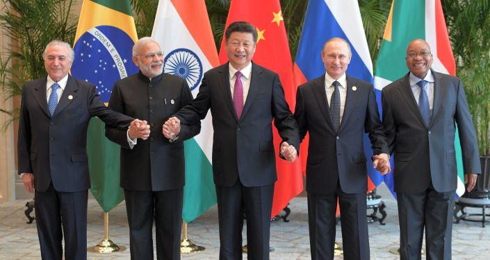專家:討論對抗貿易戰的聯合行動將成為金磚國家峰會主要議題