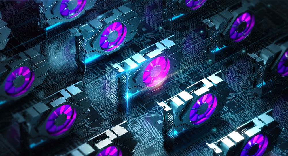 中国芯动科技有意打造俄罗斯首家虚拟货币挖坑中心
