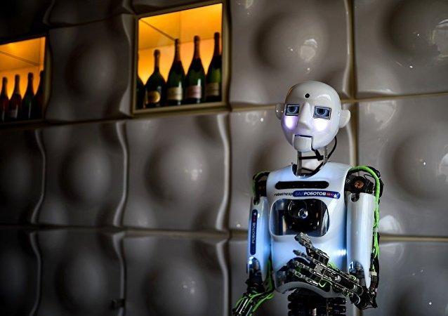 仿生机器人RoboThespian(资料图片)