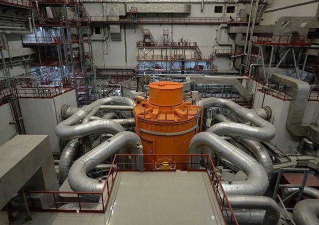 莫斯科工程物理学院制造出未来核反应堆技术发展软件综合设备