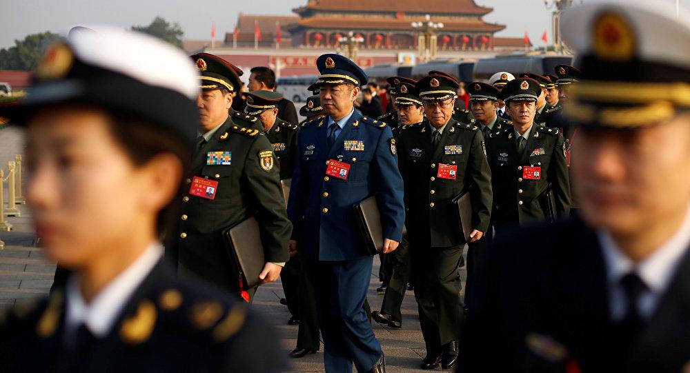 俄卫星通讯社中文网读者认为十九大是2017年度最重大事件