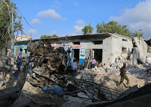 索马里袭击