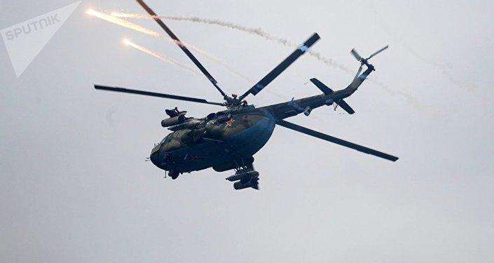 俄罗斯米-8 直升机