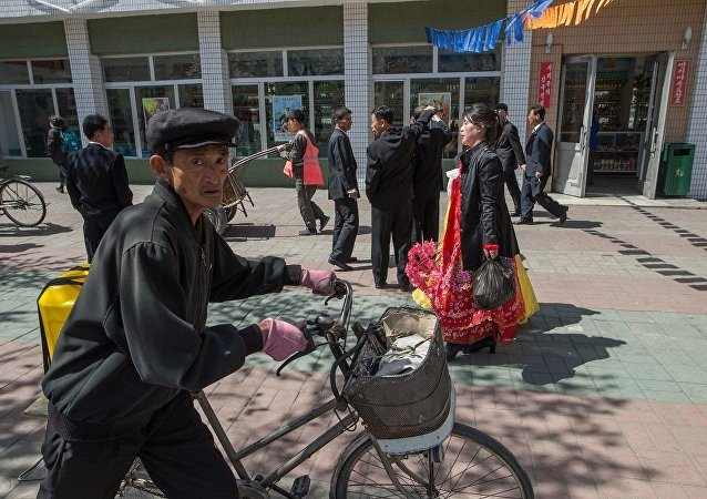 英媒:朝鲜进行大规模人口疏散演练