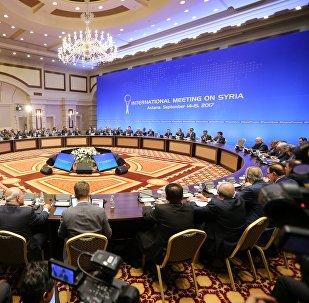 叙利亚问题阿斯塔纳和谈