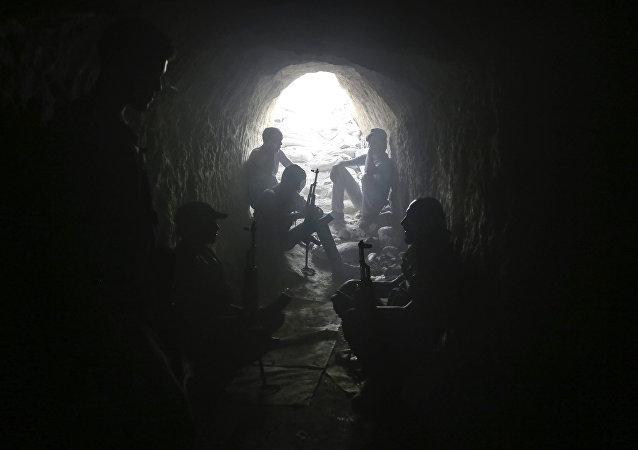 叙利亚武装人员