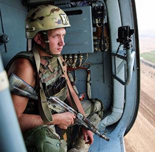 俄在敘軍隊人員