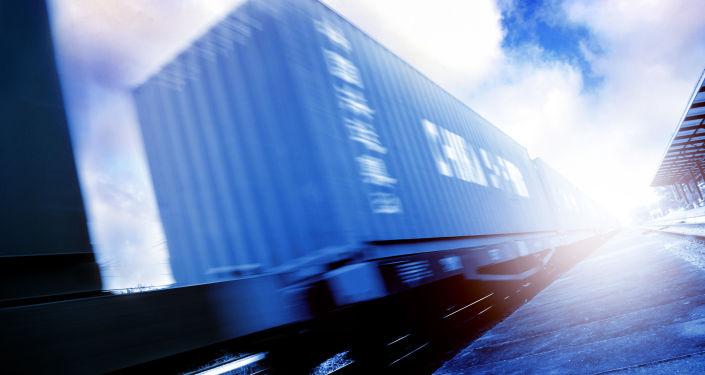 俄鐵:建立中俄歐統一高鐵網有助於增加集裝箱運輸量