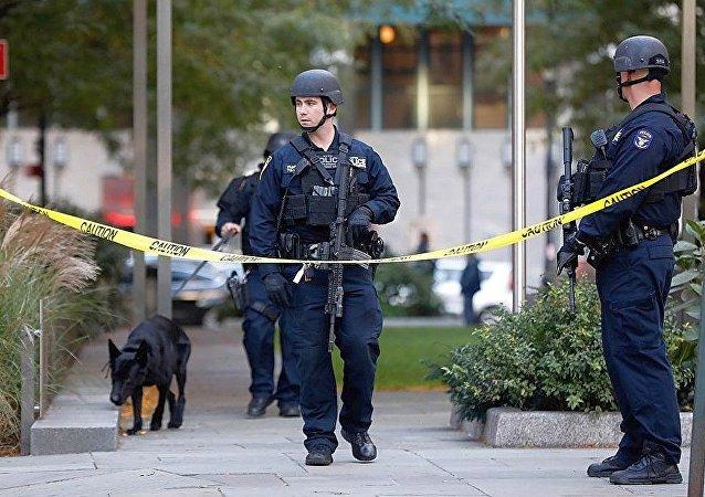纽约恐袭嫌犯留字条称效忠IS
