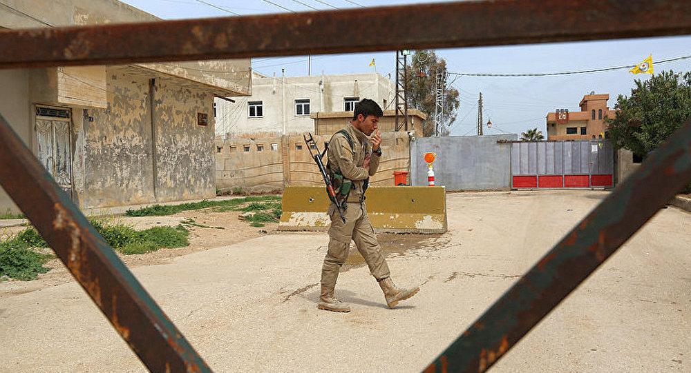 敘利亞庫爾德民主聯盟黨的民兵