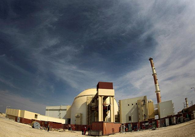 伊朗布什爾核電站