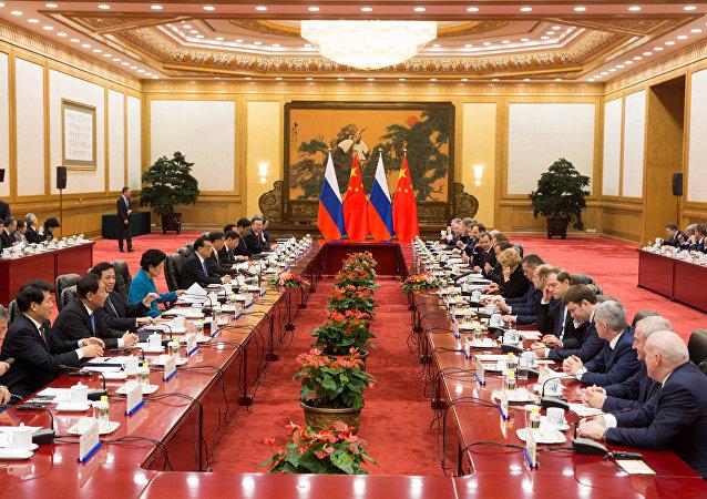 俄联邦海关署和中国海关总署签署合作协议