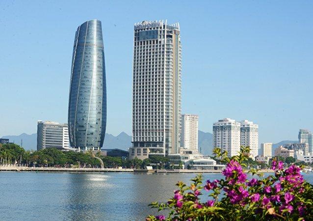 岘港龙桥将不会喷火迎接亚太经合组织峰会来宾