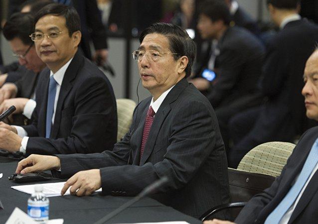 中国外交部:郭声琨将赴俄出席第九届安全事务高级代表国际会议