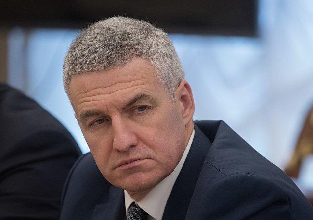 俄罗斯卡累利阿共和国行政长官帕尔芬奇科夫