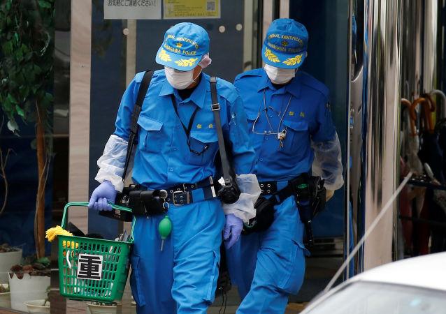 日本警察(图片资料)