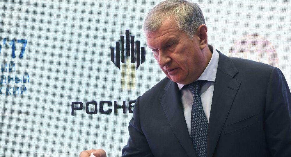 俄石油公司總裁:制裁政策恐導致油價再創新高