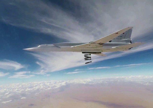 俄在叙空天军一周内消灭1000多个恐怖分子目标