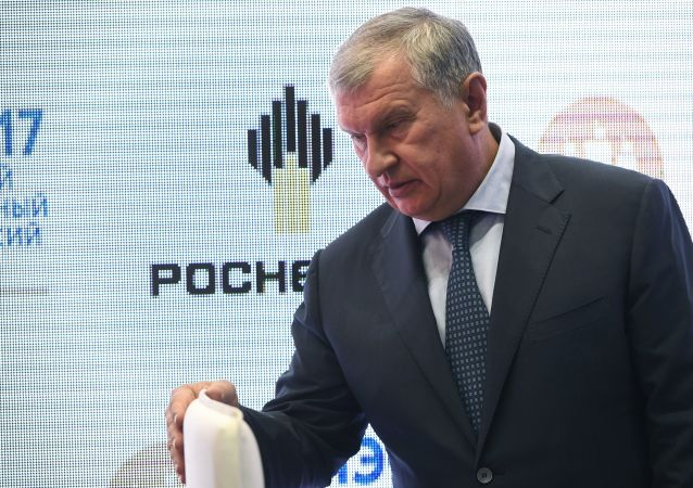 俄石油总裁谢钦首次因乌柳卡耶夫索贿案出庭