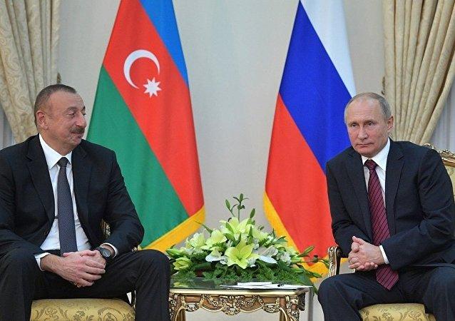 俄阿总统已在德黑兰有伊朗总统参加的峰会前会晤